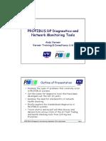 PROFIBUS DP Diagnostics Monitoring