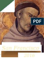 Celebración del tránsito del seráfico padre san Francisco de Asís