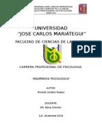 Anamnesis Psicologica J.C.D.C.