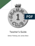 Grammar Club - Teacher's Guide 1