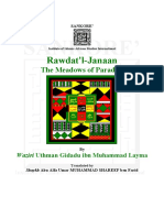 Rawdl-Janaan a Meadow of the Gardens By
