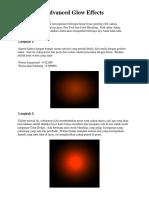 Advanced Glow Effects