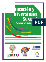 Portada Diversidad Sexual Educacion