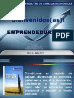 Emprendedurismo_Ciclo_II_Julio_2012.pptx