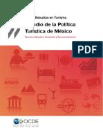 Estudios de la Política Turística de México ocde.pdf