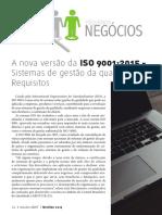 ISO9001-2015 migração