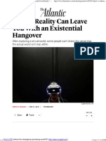 Post-VR Sadness_ is Virtual Reality Dissociating People From Reality_ - The Atlantic
