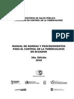 MANUAL DE NORMAS Y PROCEDIMIENTOS PARA EL CONTROL DE LA TUBERCULOSIS.pdf
