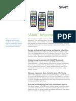 Factsheet SMART Response LE FR