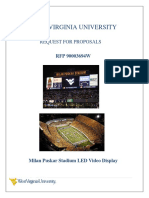 RFP90003694W Milan Puskar Stadium LED Video Display[1]