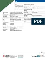 Fs-3820N Spec Sheet
