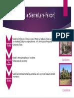 Vegetación de La Sierra(Lara-Falcon)