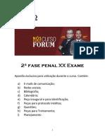 20º Exame Apostila COMPLETA