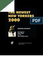Nny Briefing Booklet