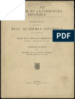 Discurso de Ingreso Wenceslao Fernandez Florez