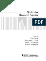 The Foucaultian Framework (2004)