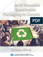 The Rise of Reusable Packaging in Canada's Cold Chains1