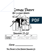 the stolen party packet