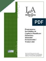 Finantare Apl Manual Trainer