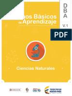 DBA CIENCIAS NATURALES 2017 (SANTILLANA)