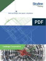 Catalogo Corporativo 2014 SKYLINE PARKING