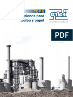 Optek Brochure TOP5 PulpandPaper ES