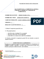 Ficha Técnica Formación Auditiva