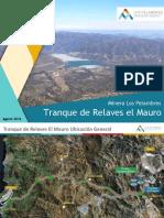 Operacic3b3n y Control Del TRANQUE MAURO