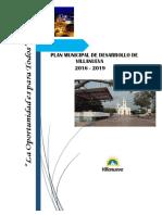 Plan Territorial de Desarrollo Vf3 1