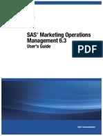 Marketing Operation 6.3