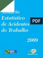 Relação Anual 2009 Acidentes Do Trab Previdencia3_111202-105614-161
