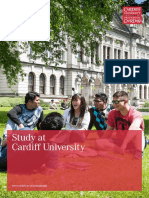 International-prospectus Cardiff University
