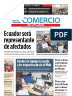 El Comercio del Ecuador Edición 208