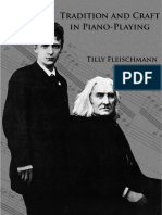 Fleischmann Tradition and Craft for Screen Reading