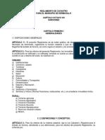 3reglamento de Catastro Para El Municipio de Hermosillo