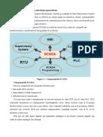 SCADA în rețelele de distribuție (generalităţi)