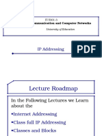Lecture Ipaddressing 100419044519 Phpapp01