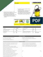 Aspiratore solidi-liquidi Karcher NT 55-1 Eco