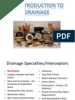 Drainage Basics