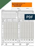 MABA basketball score sheet