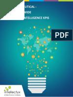 Pharmaceutical Industry KPIs