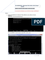 Etape 2 Configuration Owncloud