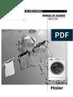 Manual Lavadora Haier