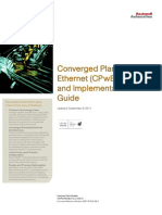 Converged Plantwide Ethernet (CPwE) Design and Implementation Guide