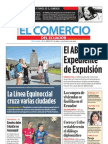 El Comercio del Ecuador Edición 205