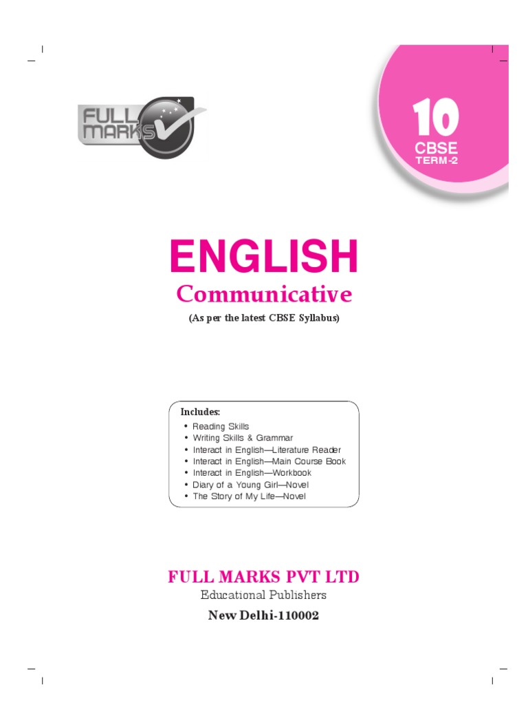 Fullmarks english class 10 educational assessment electronic waste fandeluxe Image collections