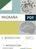 Psicología de la salud (migraña)
