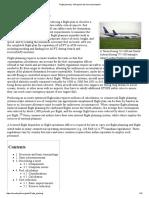 Flight Planning - Wikipedia, The Free Encyclopedia