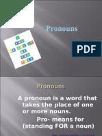 Pronouns (3)