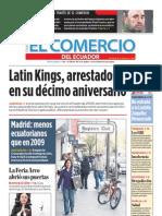 El Comercio del Ecuador Edición 204